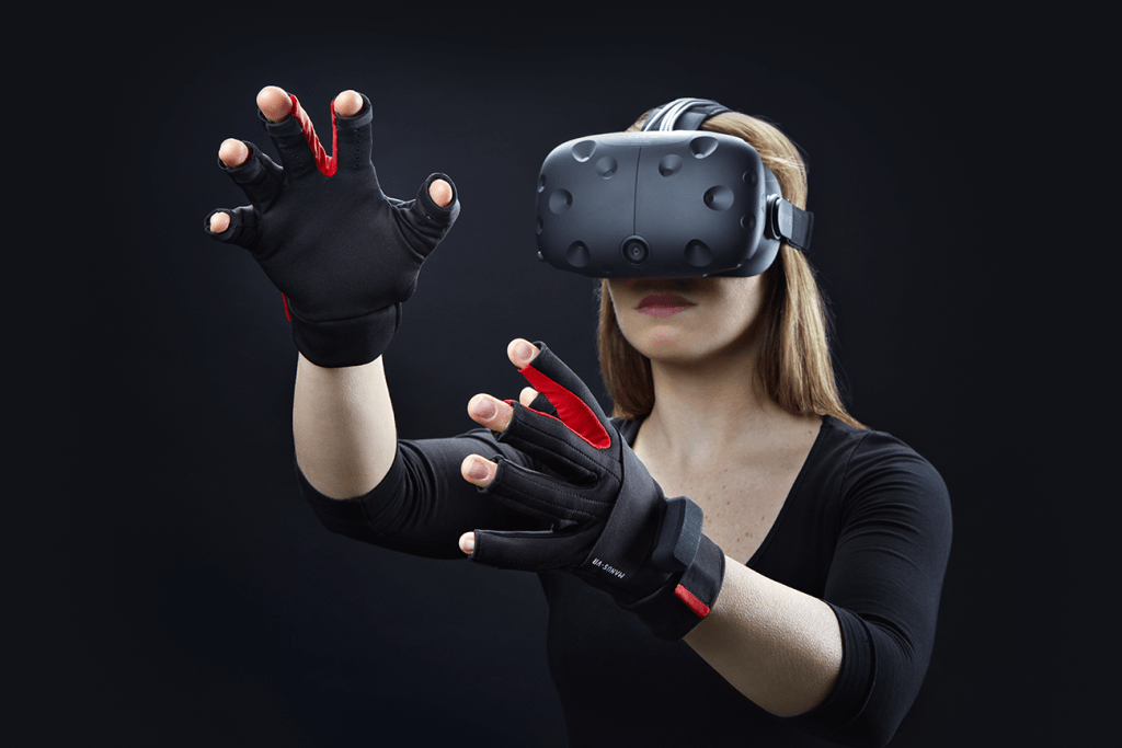 Manus Virtual Reality handtherapie